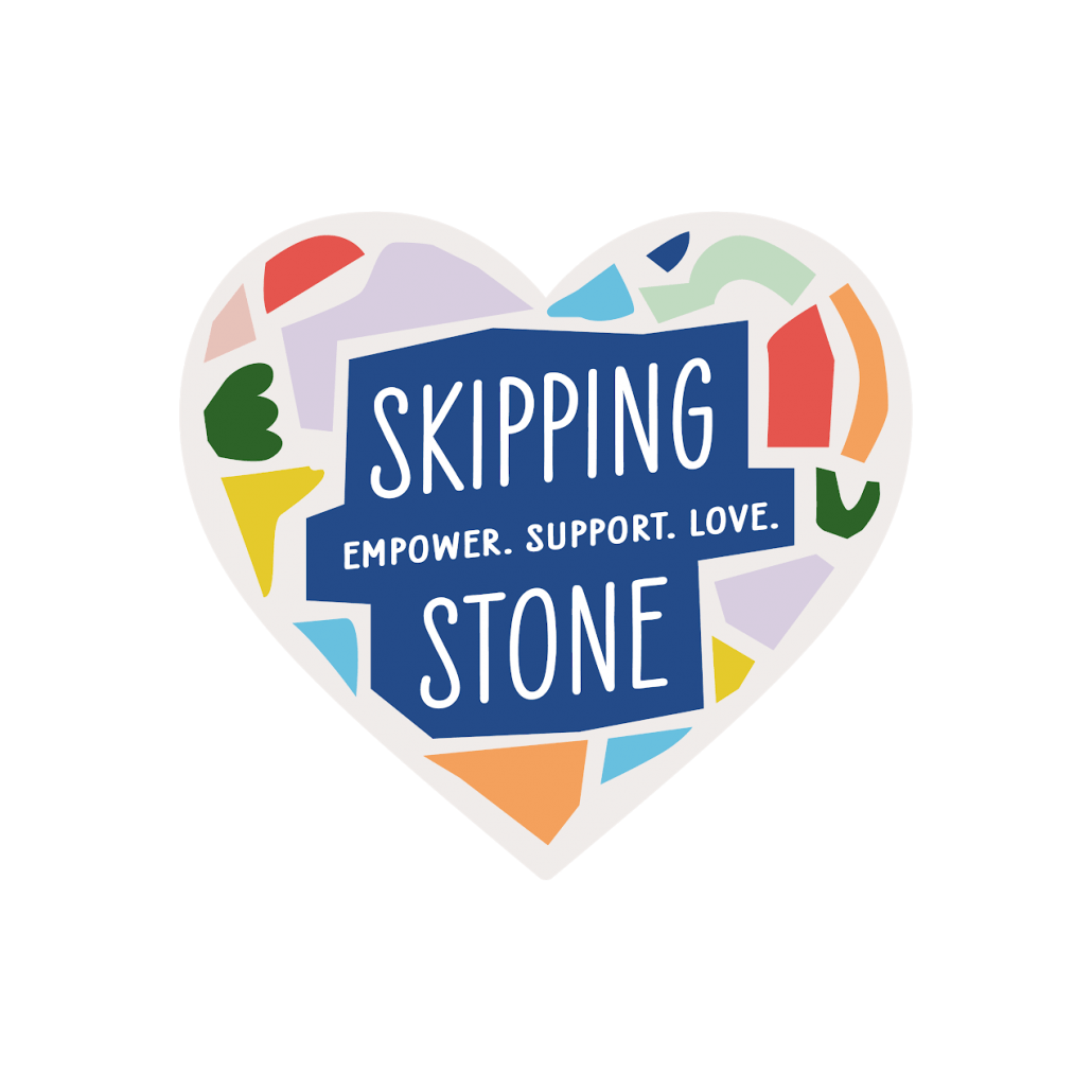 Skipping Stone Foundation Logo