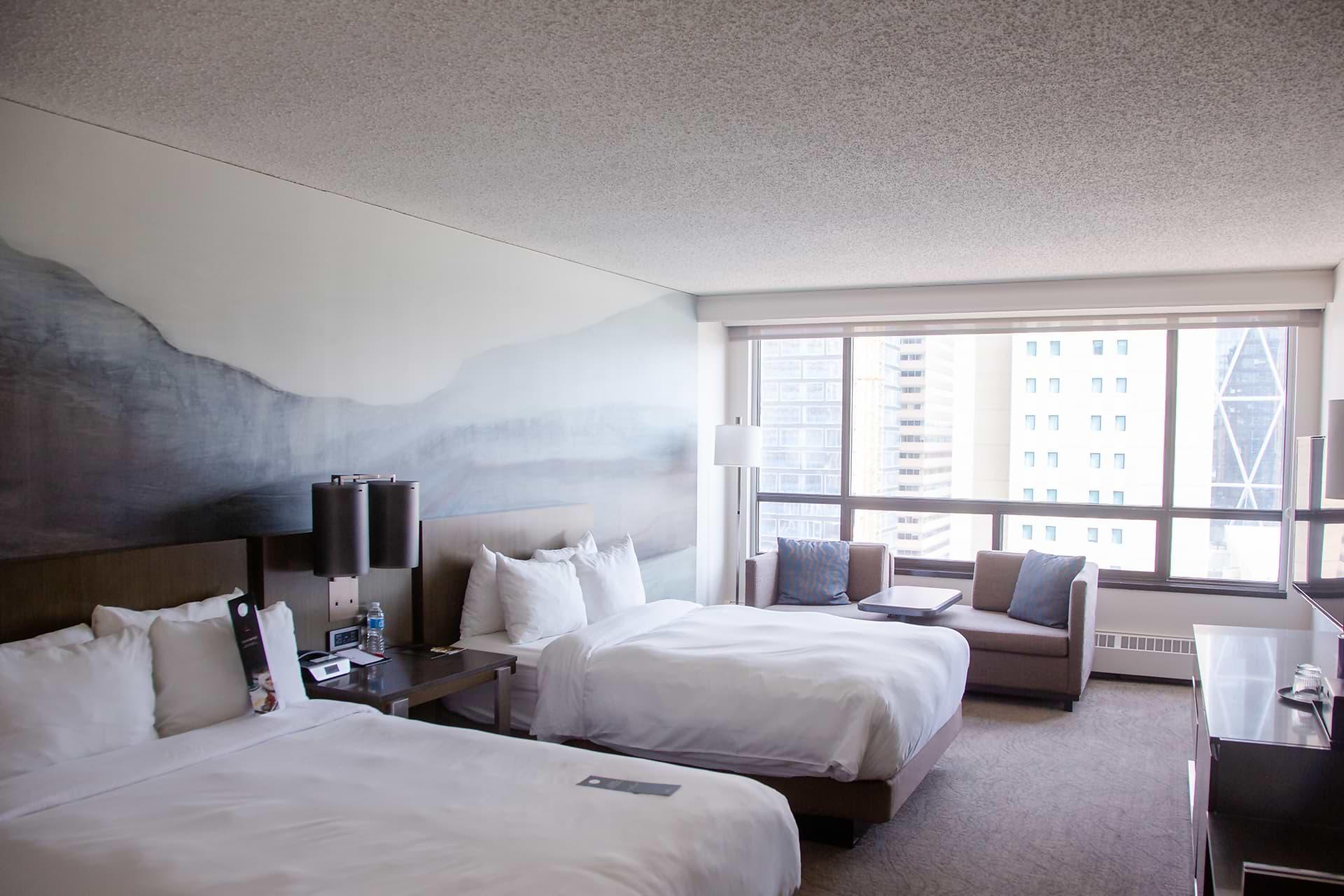 The Marriott Hotel